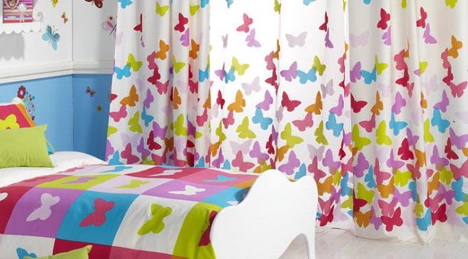 Consejos para escoger la cortina para el dormitorio - Nombres de telas para cortinas ...