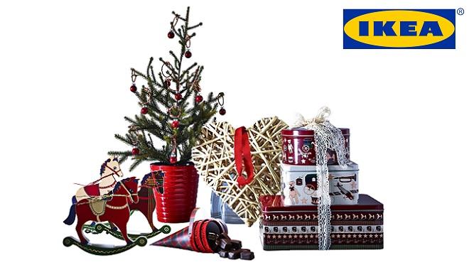 Colecci n de navidad ikea 2013 for Piscinas familiares desmontables
