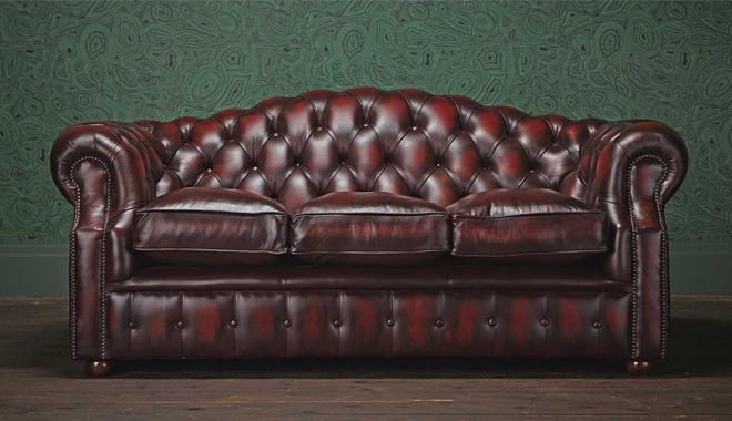 Pon un sof chesterfield en tu casa for Sillones tipo ele