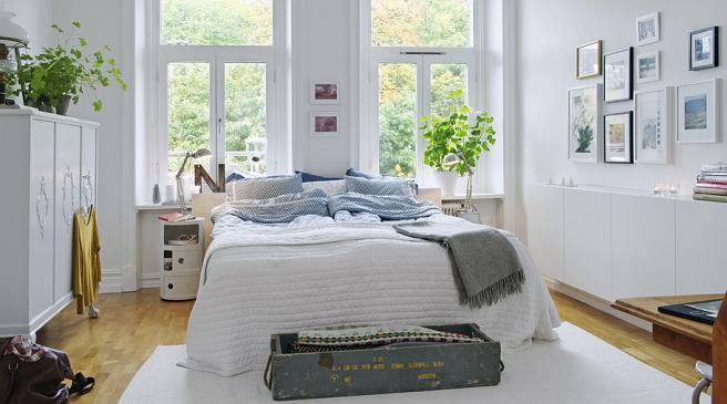 dormitorioestilonordico