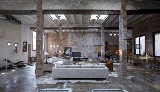 Un toque industrial en la deco de tu casa for Industrial deko