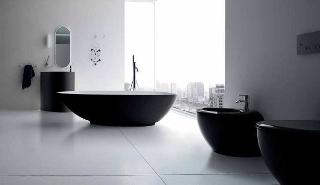 bathroom accessories black and white decorablog revista de decoraci 243 n 21955