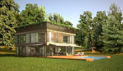 Casa residencial familiar que necesito para construir - Como hacer una casa prefabricada ...