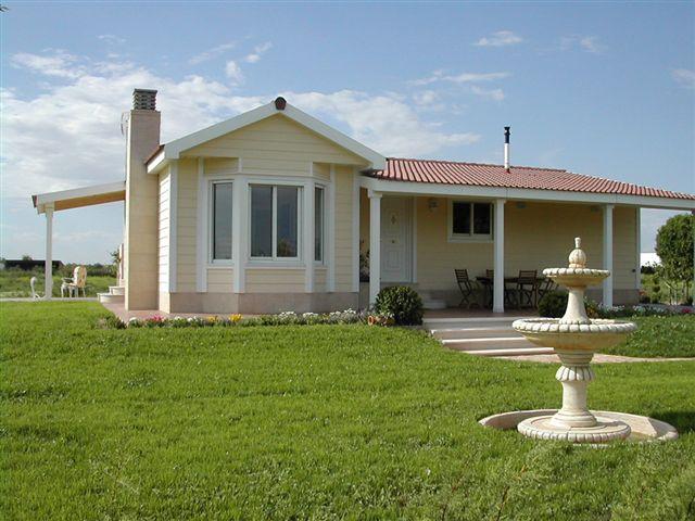Casas prefabricadas madera casa prefabricada precios for Costo casa prefabricada