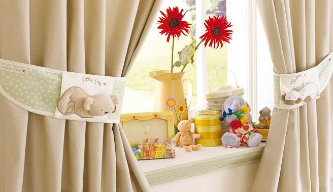 Las mejores telas para las cortinas - Tela cortina cocina ...