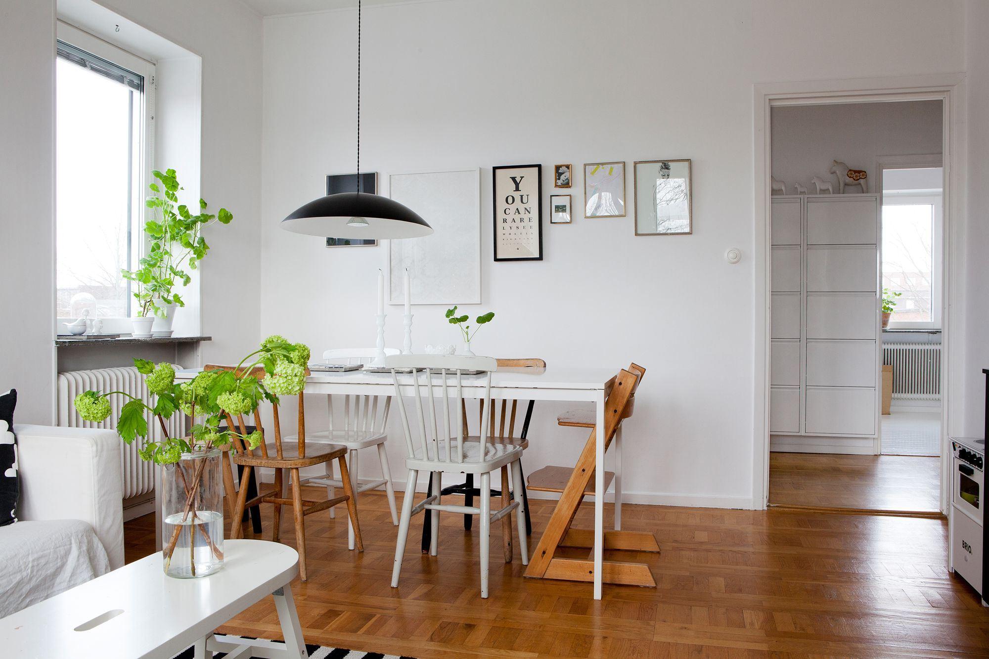 Fotos de pisos peque os decorados for Decorar piso pequeno fotos