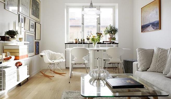 Fotos de pisos peque os decorados - Soluciones para pisos pequenos ...