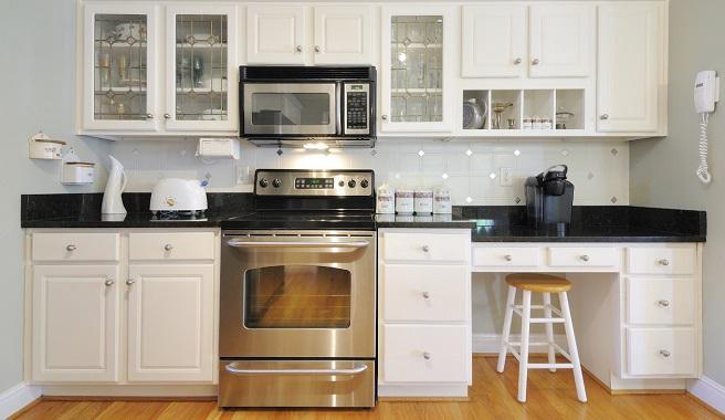 Trucos para aprovechar el espacio de las cocinas peque as - Electrodomesticos para cocinas pequenas ...