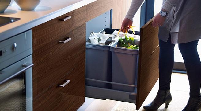 Decorablog revista de decoraci n for Aprovechar espacio cocina pequena