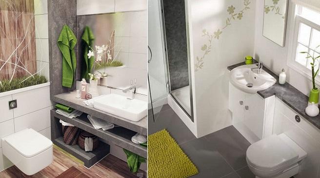 Diseno De Baño Pequeno:Baños & Estilos: 10 Consejos diseño de cuarto de baño de pequeños