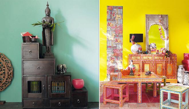 Claves de la decoración exótica