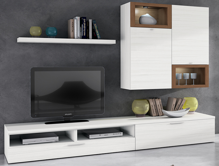 Casas cocinas mueble ikea muebles salon baratos for Salones modernos baratos