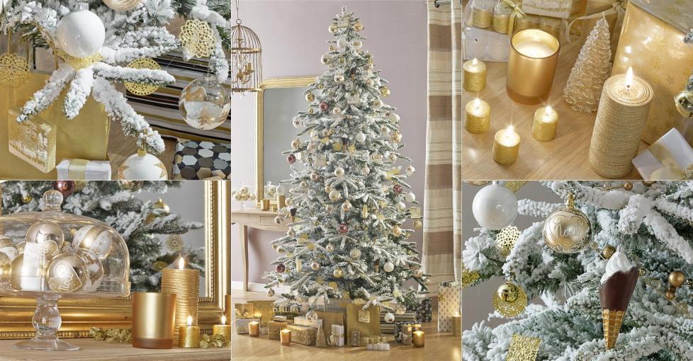 adornos para el rbol de navidad de maisons du monde 2013