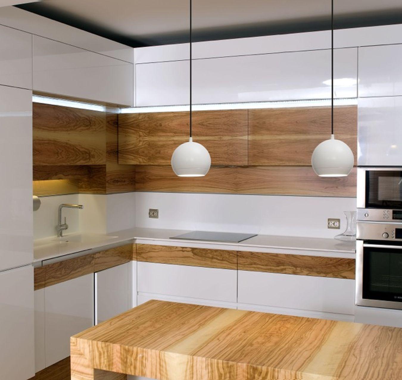 63223 ball 2 lampara techo cocina habitacion blanca decorativa - Lamparas cocina techo ...