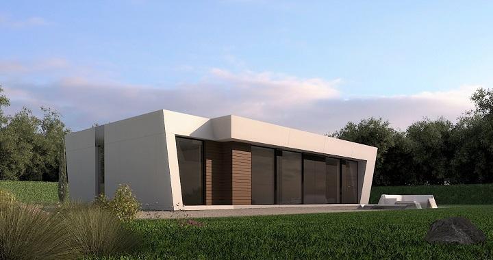 casas prefabricadas de diseo - Diseos Modulares