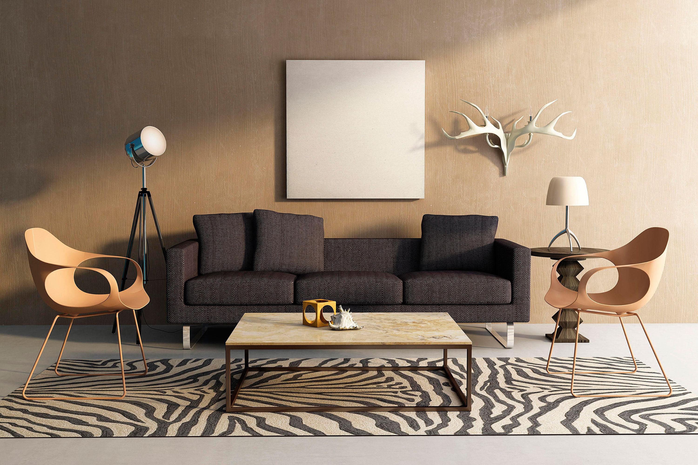 Colores tierra para paredes latest pintura marrn y beige - Colores tierra para paredes interiores ...