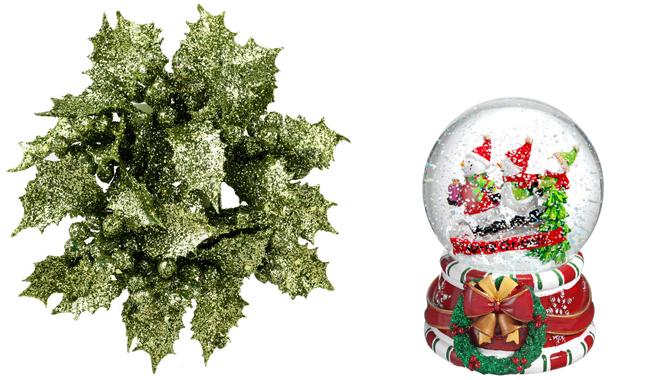 El corte ingl s productos para decorar la casa en navidad - Objetos de navidad ...