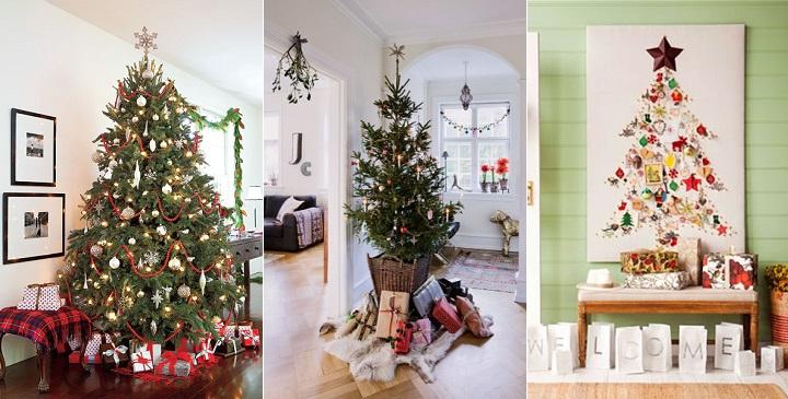 C mo decorar el recibidor en navidad for Decoracion hogar navidad 2014