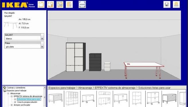 Simulador de espacios interiores - Simulador diseno de interiores ...
