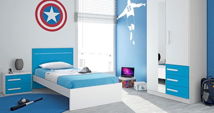 Fotos de dormitorios juveniles for Dormitorios tematicos
