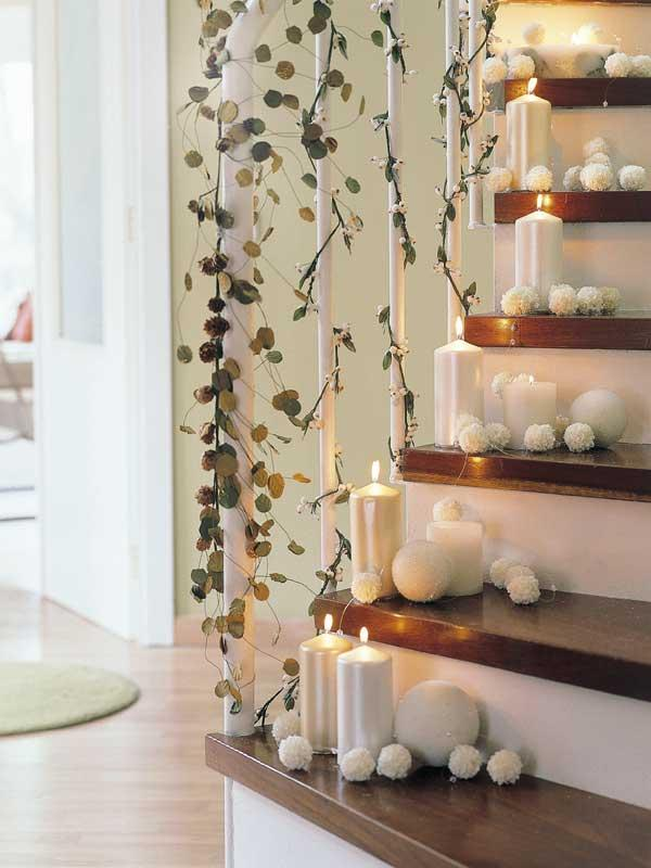Decorablog revista de decoraci n for Adornos para escaleras