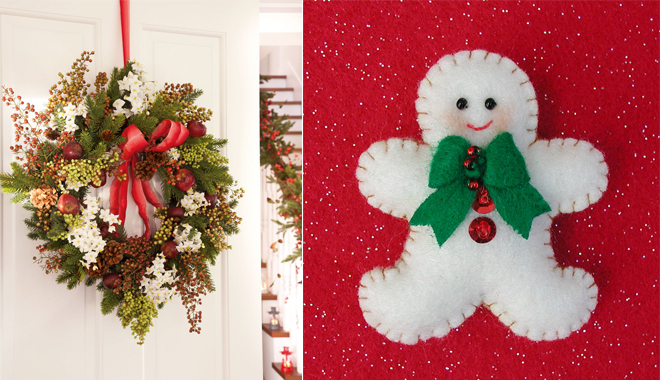 Manualidades para decorar en navidad for Arboles de navidad manualidades navidenas