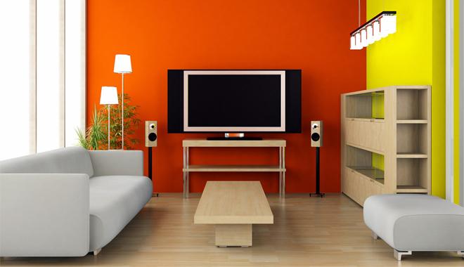 De qu color pinto las paredes de mi casa - Pintar tu casa colores de moda ...