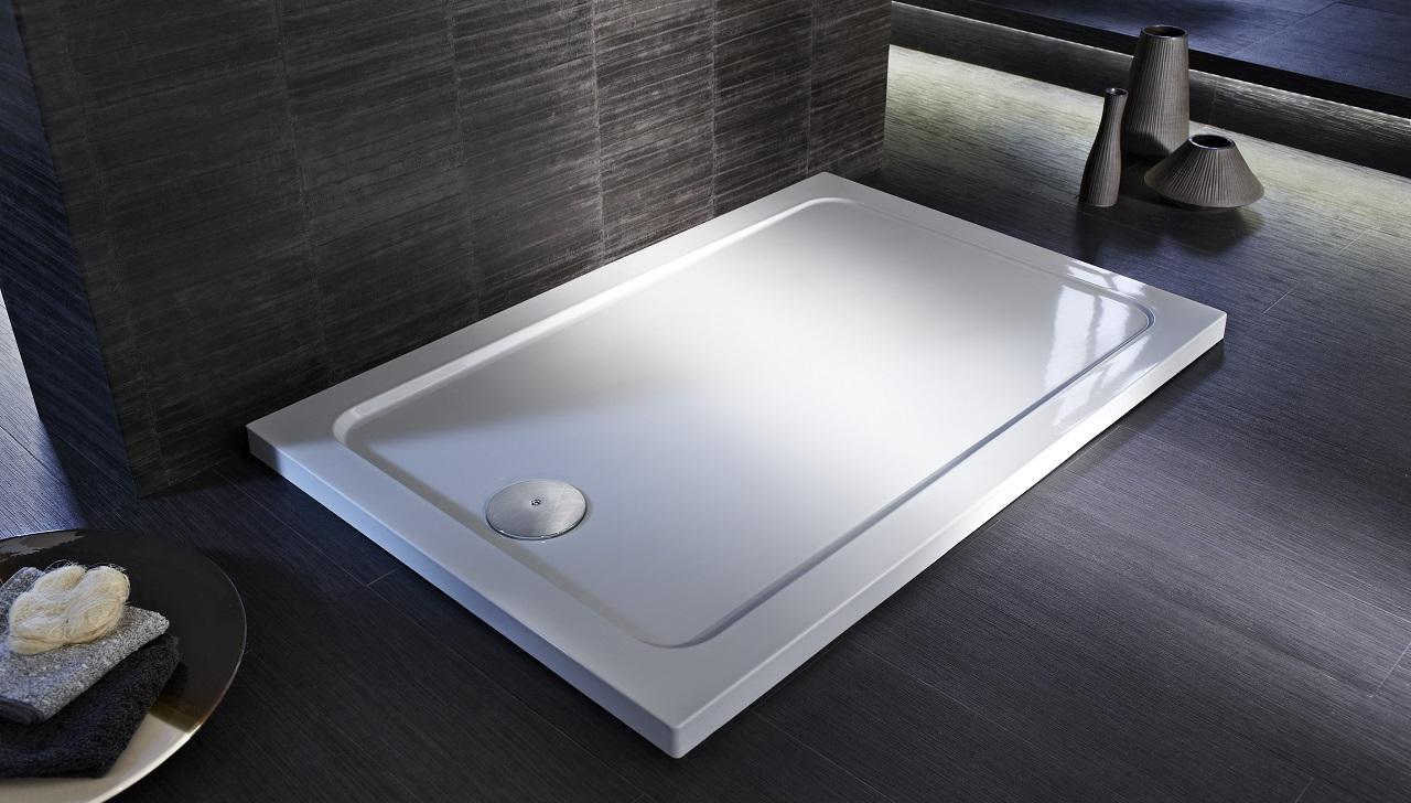 Plato de ducha antideslizante de jacob delafon - Que plato de ducha es mejor ...