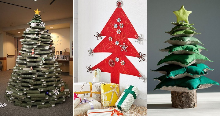 Decorablog revista de decoraci n - Arboles de navidad decorados 2013 ...