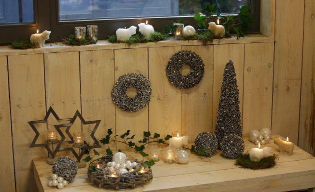 Como Decorar Ventanas Exteriores En Navidad ~ Ideas para decorar ventanas en Navidad (11 28)