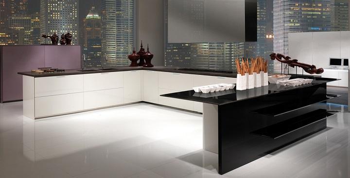 Fotos de cocinas decoradas - Cocinas decoradas en blanco ...