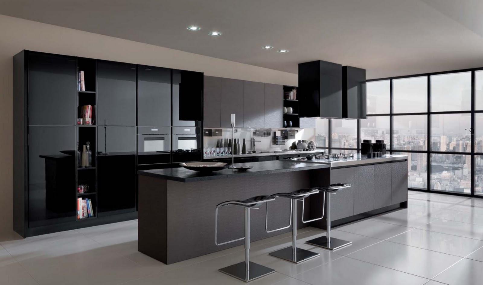 Fotos de cocinas minimalistas Fotos de cocina