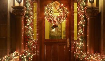 Decorablog revista de decoraci n for Puertas decoradas navidad colegio