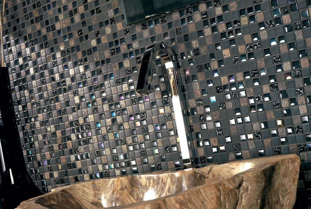 Pisos Para Baños De Piedra: de baños decorados con piedras que te servirán de inspiración para