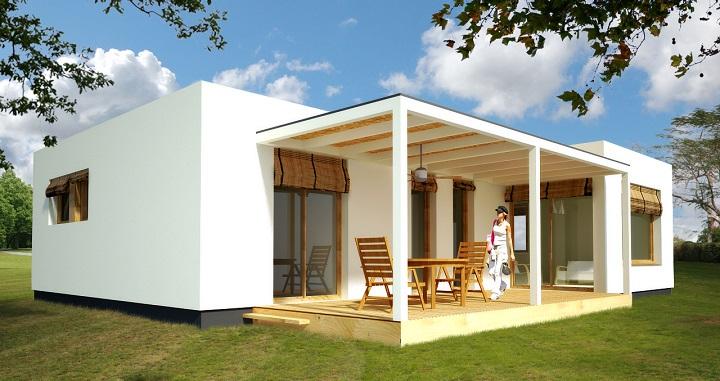 Casas modulares prefabricadas - Tipos de casas prefabricadas ...