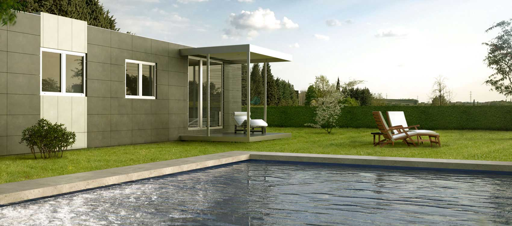 Casas modulares - Casa prefabricadas modulares ...