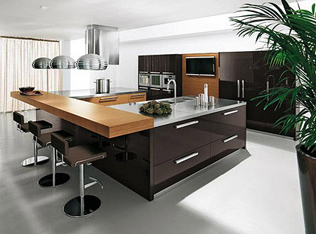 Cocinas minimalistas imagui for Cocinas minimalistas modernas