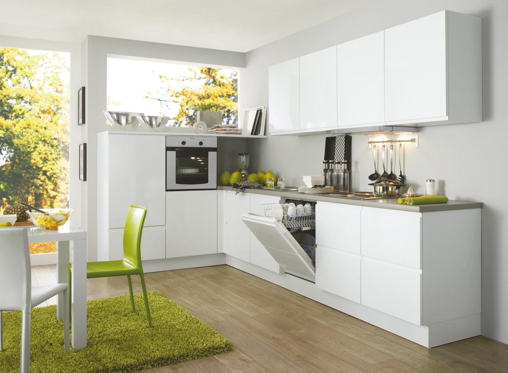 Color verde para cocina for Cosina para todos