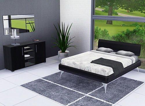 Dormitorio plantas murales - Murales para dormitorios ...