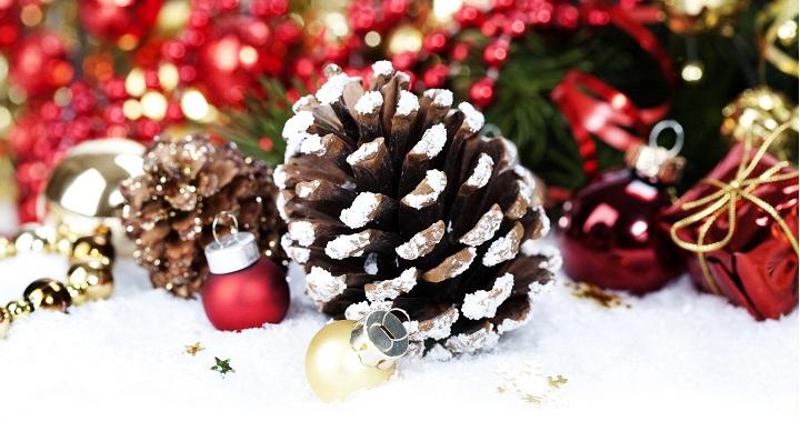Decorar la casa en navidad con poco dinero - Decorar en navidad la casa ...