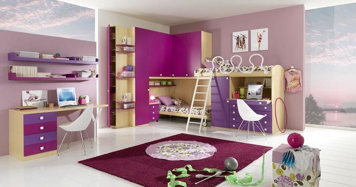 Pasos para decorar una habitaci n infantil for Trucos para decorar tu habitacion