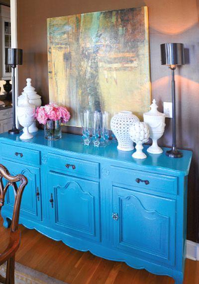 ideas renovar viejos muebles