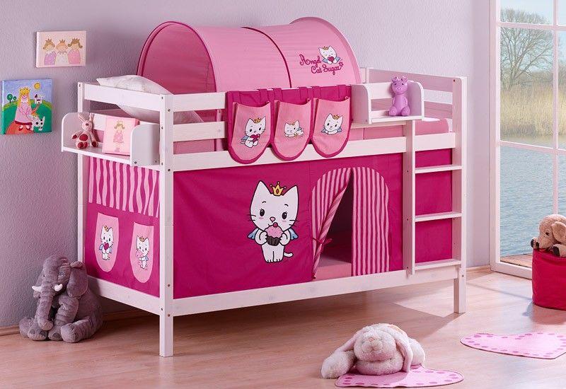 Literas para habitaciones infantiles - Caballeros y princesas literas ...