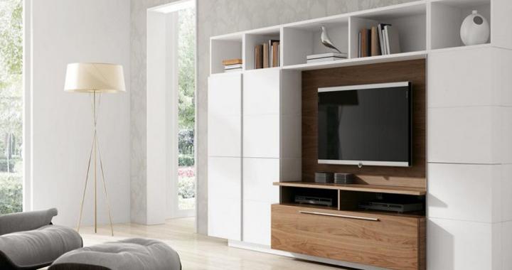 Muebles para equipos audiovisuales - Muebles para teles ...
