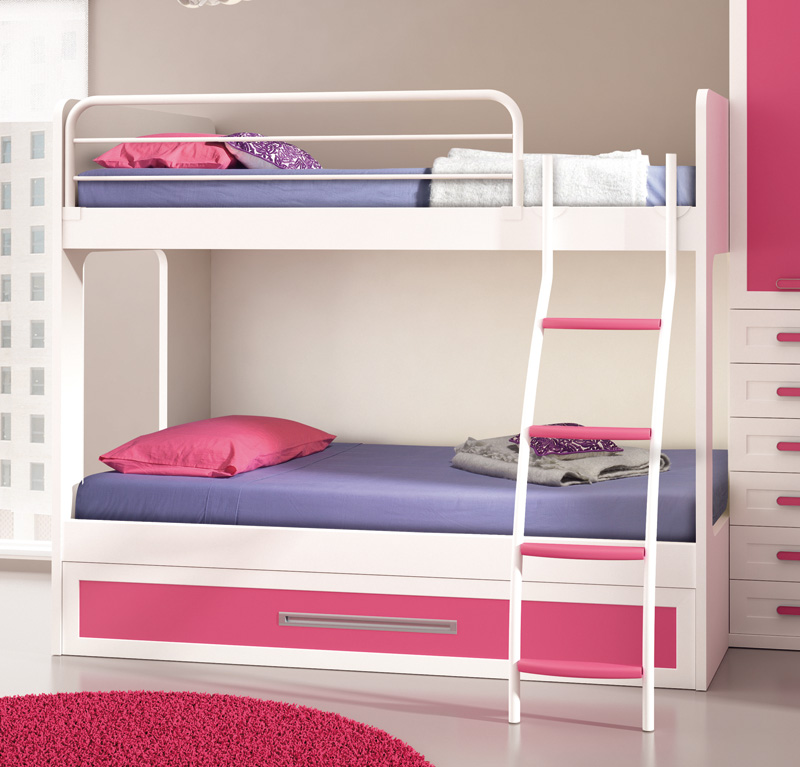 literas para habitaciones infantiles On literas ninos pequenos