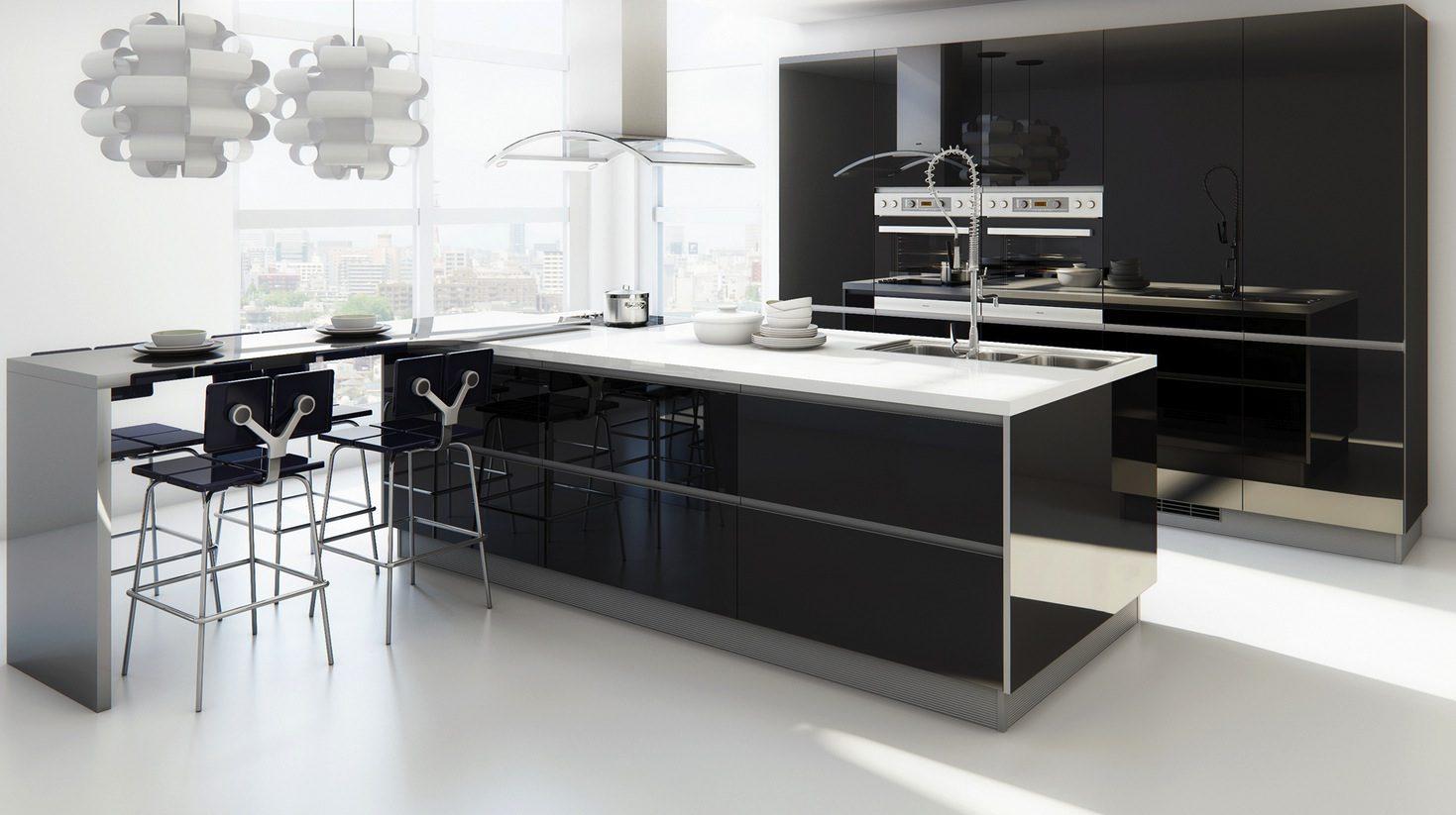 Cocinas Lujosas Y Modernas Great Resultado De Imagen Para Cocinas  # Muebles Lujosos Y Modernos