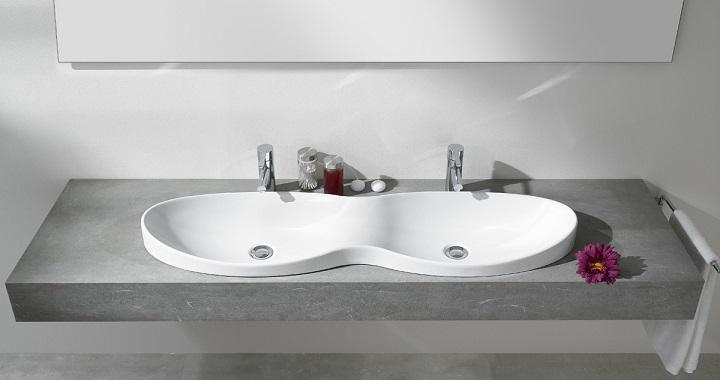 Lavabos Para Cuartos Baño Pequenos:Lavabos dobles para el cuarto de baño