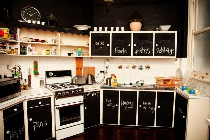 Renovar la cocina sin hacer obras for Renovar armarios cocina