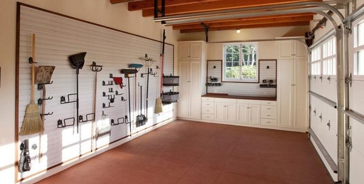 C mo decorar un garaje - Por fin vas a ordenar tu casa ...