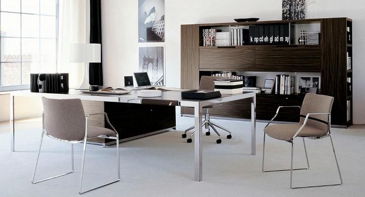 Fotos de despachos modernos decorados for Fotos despachos modernos